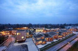 Construction company for erecting schools and office buildings Schmees Luehn - Germany