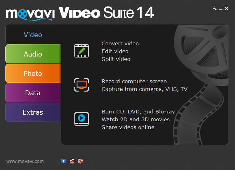 Movavi Video Editor Suite software developer, Russia