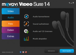 Kauf und Download: Movavi Video Suite - Gutschein.