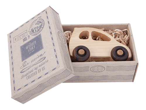 Wooden toys manufacturer and online store from Poland.
