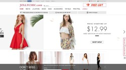 JollyChic is one of the top international fashion stores