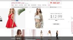 Zagraniczny sklep online z odzieżą i obuwiem