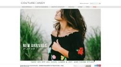Moda odzież zagraniczna w sklepie internetowym CoutureCandy