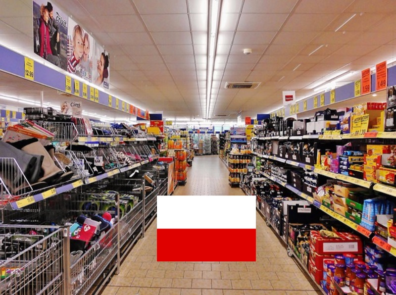 supermarkets in Poland
