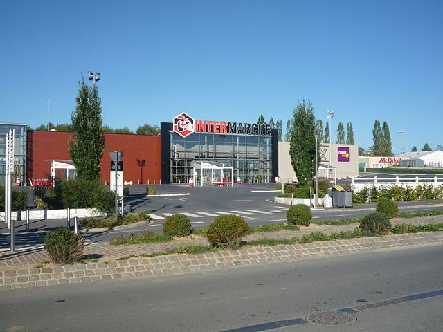 Intermarche is a French supermarket chain