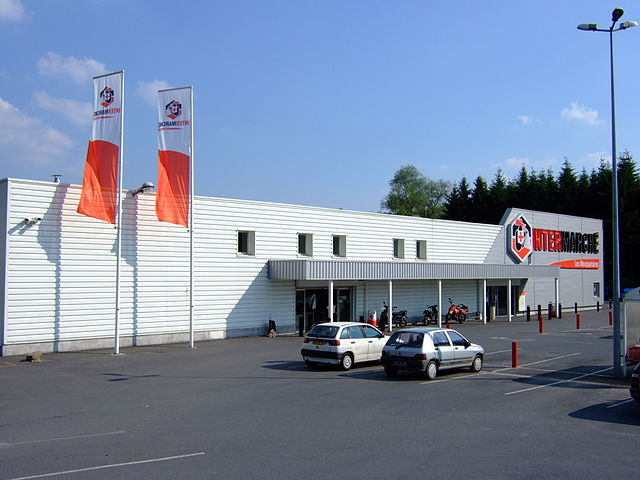 The grocery store chain Intermarche is present in France, Poland and many other countries