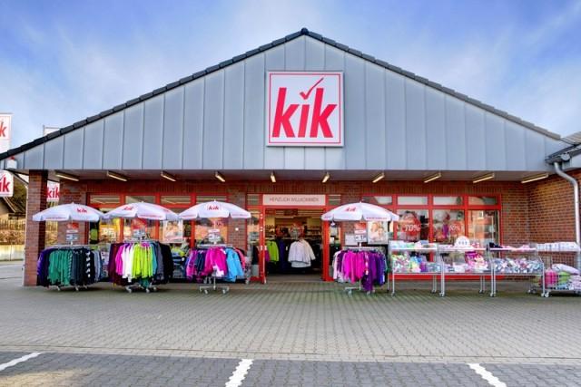 KiK to niemieckie sklepy z odzieżą, obuwiem i tekstyliami