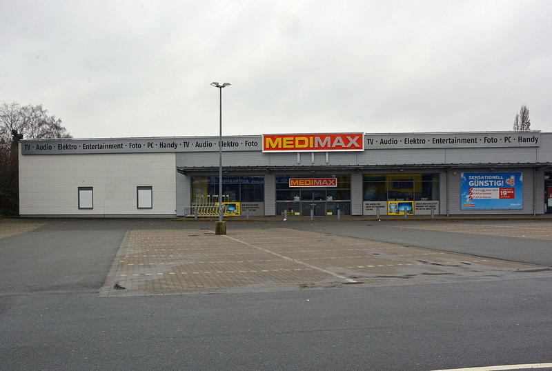 MediMax electronics stores in Germany
