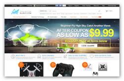 Gdy szukamy telefony, komputery, zabawki, drony z Chin, kupimy je w internetowym centrum handlowym Allbuy.