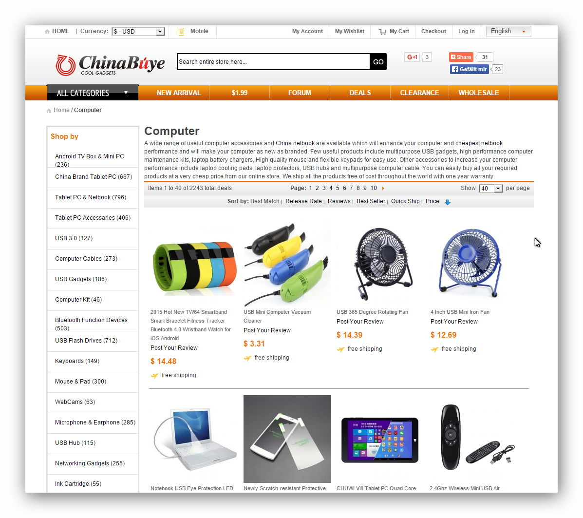 Online shop gadget indonesia