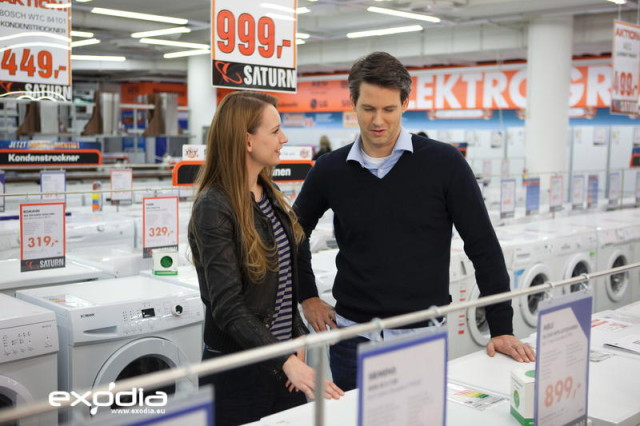 Saturn electronics stores offer a wide range of electronic devices.