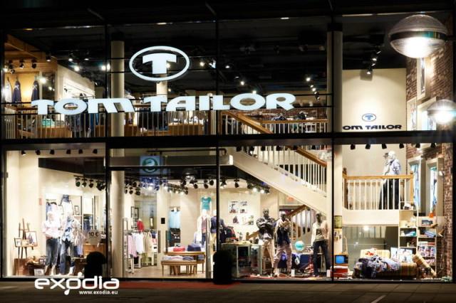 Tom Tailor to niemiecki producent i sprzedawca odzieży