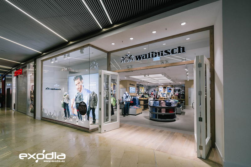 Walbusch is a German fashion store