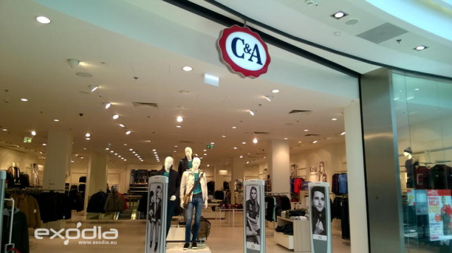 C&A Fashion stores