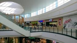 Fast-Food-Restaurants finden sich in jedem polnischen Einkaufszentrum.
