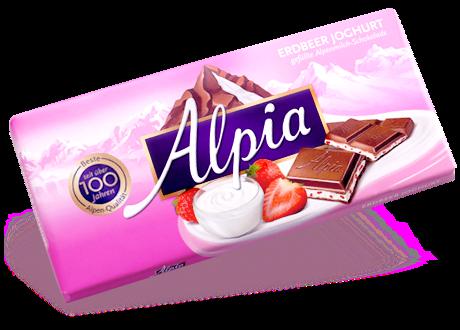Alpia niemiecka czekolada