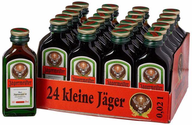 Niemiecki likier Jägermeister