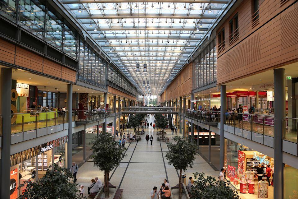 Galeria handlowa Potsdamer Platz Arkaden w Berlinie