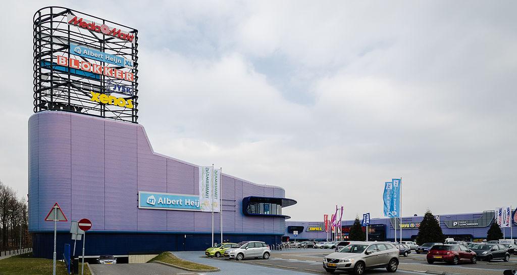 Roermond Retail Park - Einkaufszentrum in Holland
