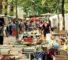 Rynki i pchle targi w Berlinie