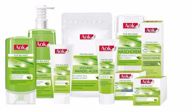 AOK to popularna marka niemieckich kosmetyków