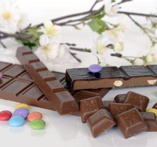 niemieckie czekolady - przegląd