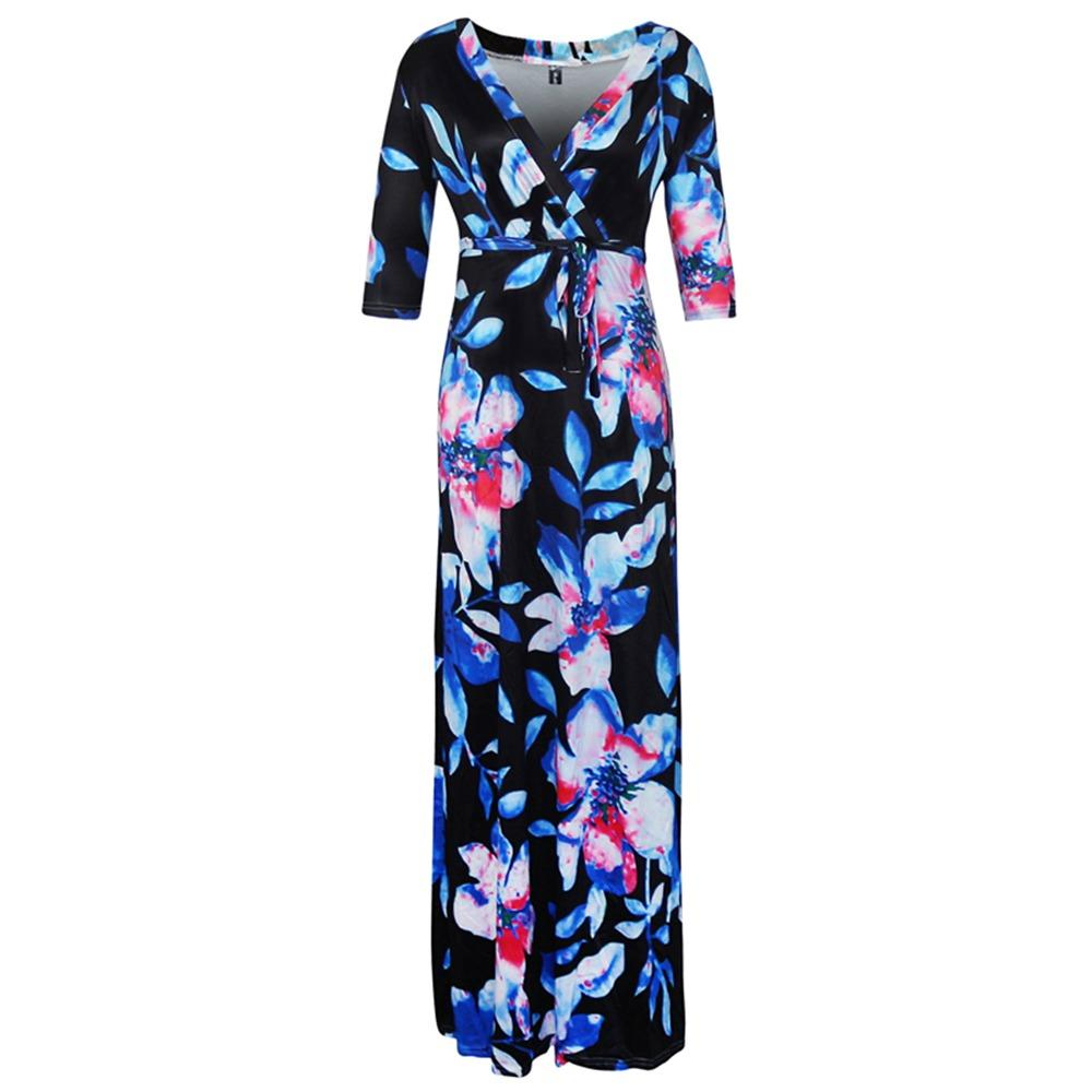 Women's Long Sleeve Split Bodycon Slim Party Dress XL
