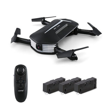 35,49€ 25% JJRC H37 Mini Baby Elfie 720P WIFI FPV Altitude Hold Fly More Combo RC Drone Quadcopter RTF  RC Toys & Hobbies from Toys Hobbies and Robot on banggood.com
