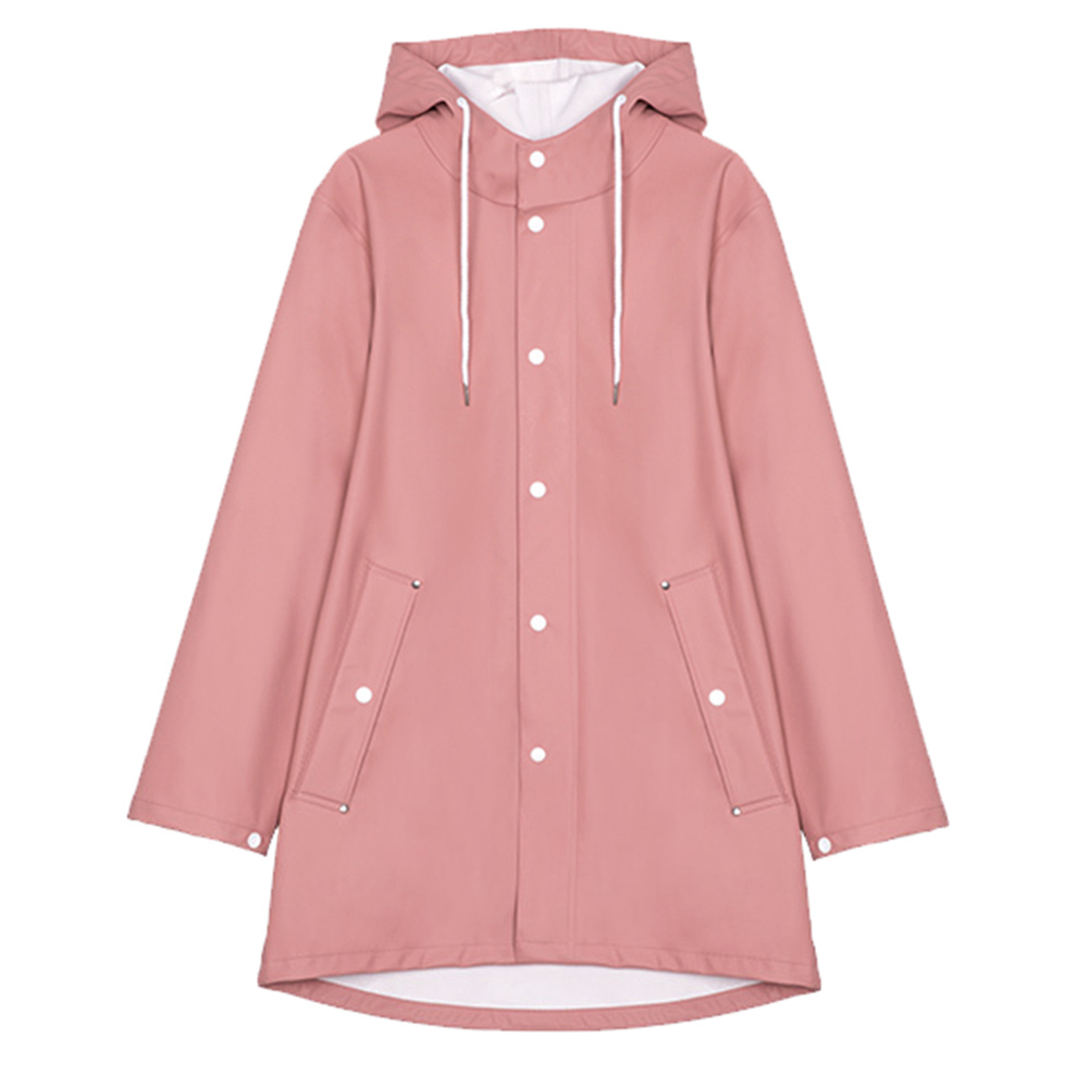 Xiaomi 7th Unisex Adult Raincoat Size L Women Pink