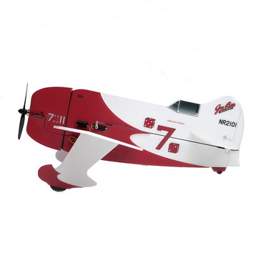 US$25.99 35% MinimumRC Geebee 360mm Wingspan Backyard Fighter Series RC Airplane Kit W/Motor And Servos RC Drones from Toys Hobbies and Robot on banggood.com