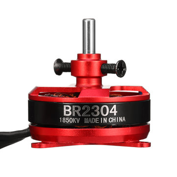 US$6.99 65% Racerstar BR2304 1850KV 2-3S Brushless Motor For RC Airplane Model RC Parts from Toys Hobbies and Robot on banggood.com