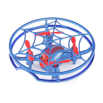 US$10.9935%JJRC H64 Spiderman with G-Sensor Control Voice Prompt Altitude Hold Mode RC Drone QuadcopterRC DronesfromToys Hobbies and Roboton banggood.com