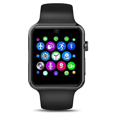 lemfo lf07 inteligentny zegarek bt fitness tracker wsparcie powiadomienie i kompatybilny monitor Apple / Samsung / Android z czujnikiem tętna