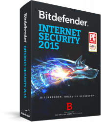 Rabatt und Download von Bitdefender Internet Security 2015.