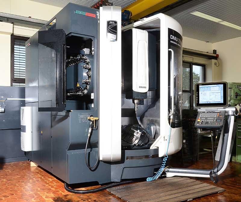 Metal processing company – Dombovari, Germany
