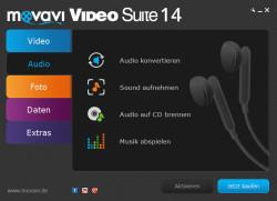Kauf und Download: Movavi Video Suite - Gutschein.