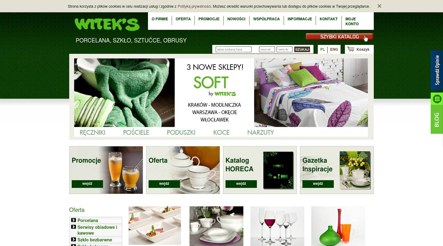 Online Shopping in Poland – 10 interesting online stores