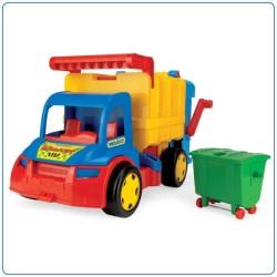 Plastik-Spielzeug von Wader.