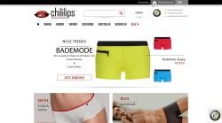 Unterwäsche-Onlineshop