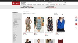 Chinesischer Mode-Onlineshop mit internationalem Versand.