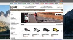 Radsport-Mode und Ausrüstungs-Webshop