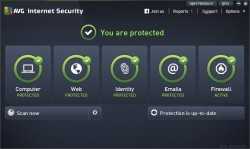 Top AVG Internet Security - buy and download discount coupon