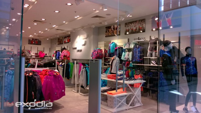 4F fashion stores can be found in most cities of Poland