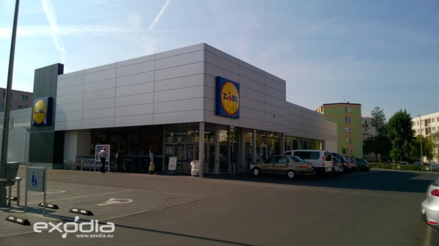 Lidl is an international supermarket chain