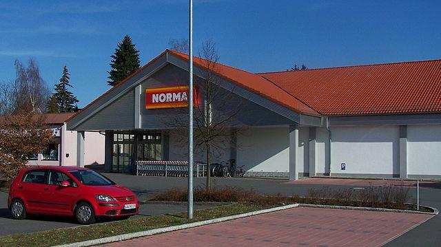 Norma jest znanym niemieckim dyskontem spożywczym