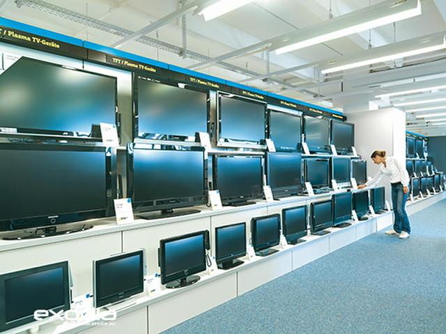 Niemiecki sklep z elektroniką Conrad