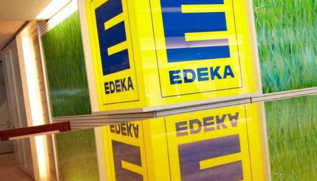 Edeka is a German grocery store chain
