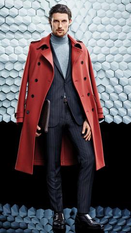 Moda firmy Hugo Boss stawia na jakość