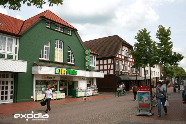 Niemieckie drogerie Ihr Platz to popularna sieć sklepów kosmetycznych