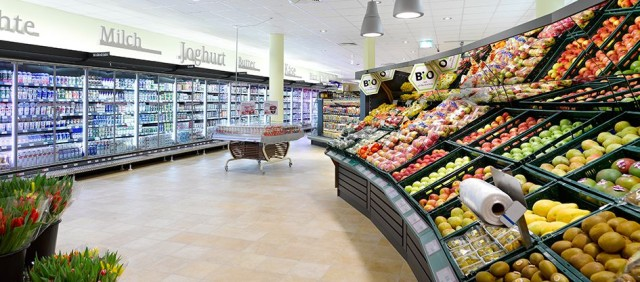 Kaisers Tengelmann grocery stores in Germany